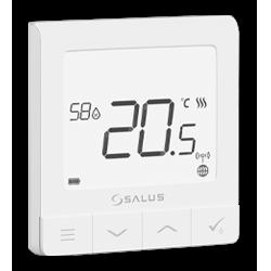 Quantum temperature controller
